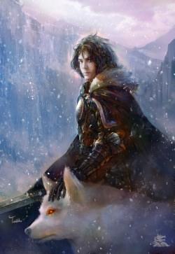 250px-Jon_snow_by_teiiku