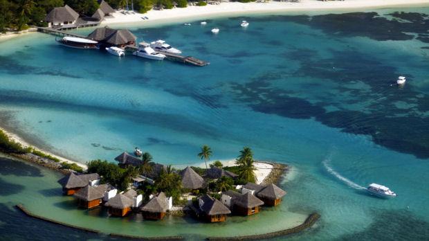 جغرافیا مالدیو