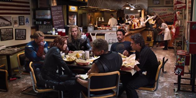 avengers-post-credit-shwarma-scene