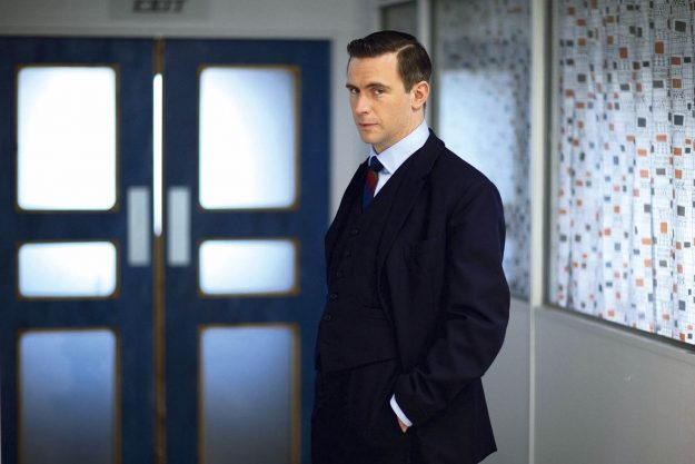 ITV STUDIOS PRESENTS BREATHLESS Episode 1 Picture shows: JACK DAVENPORT as Otto Powell. All images are Copyright ITV and may only be used in relation to BREATHLESS. For more info please contact Pat Smith at patrick.smith@itv.com or 02071573044