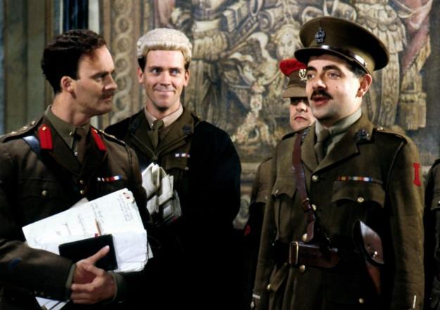 طنز بریتانیایی - افعی سیاه