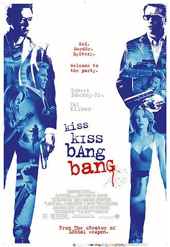 Kiss kiss bang bang هالیوود