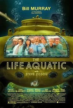 Life aquatic هالیوود