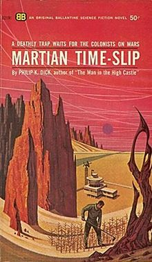 MartianTimeSlip(1stEd)