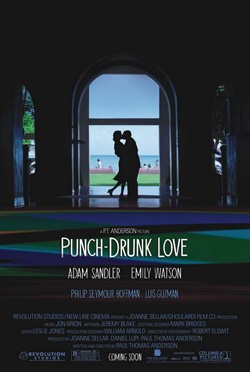 Punch-Drunk love هالیوود