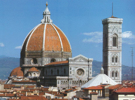 Santa Maria del Fiore - FROM WIKIPEDIA