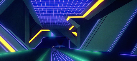 Tron, 1982 علمیتخیلی