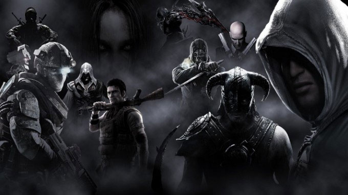 bigpreview_fearelder_scrolls_call_of_duty_assassins_creed_dishonored_ghost_recon_prototype_heroes_of_video_games__large