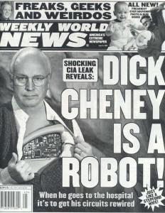cheneyrobot