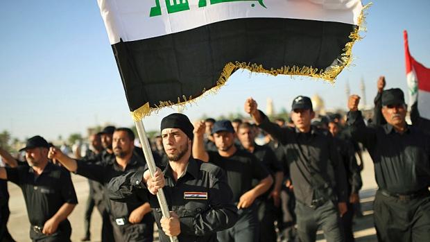 جغرافیا عراق
