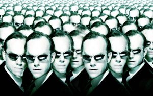 Agent Smith's world