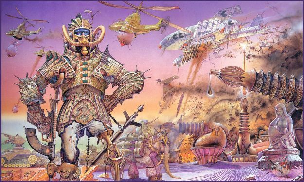 patrick_woodroffe art painting surreal psychedelic
