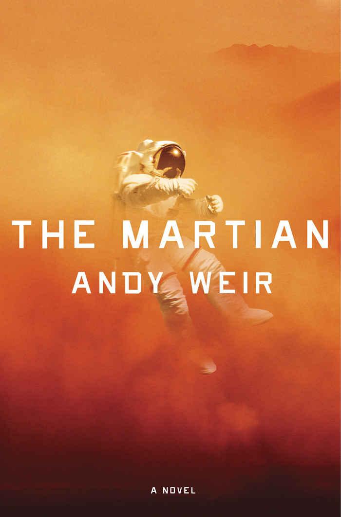جلد کتاب مریخی